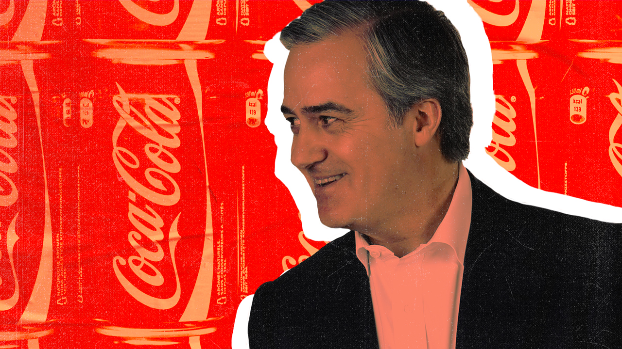 Coca-Cola president now doubles as CMO 48 months after striking out the role
