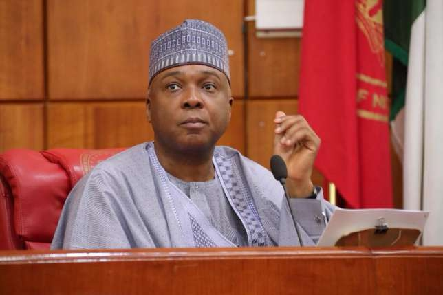You crossed the line, Saraki barks at governor for revoking his family land