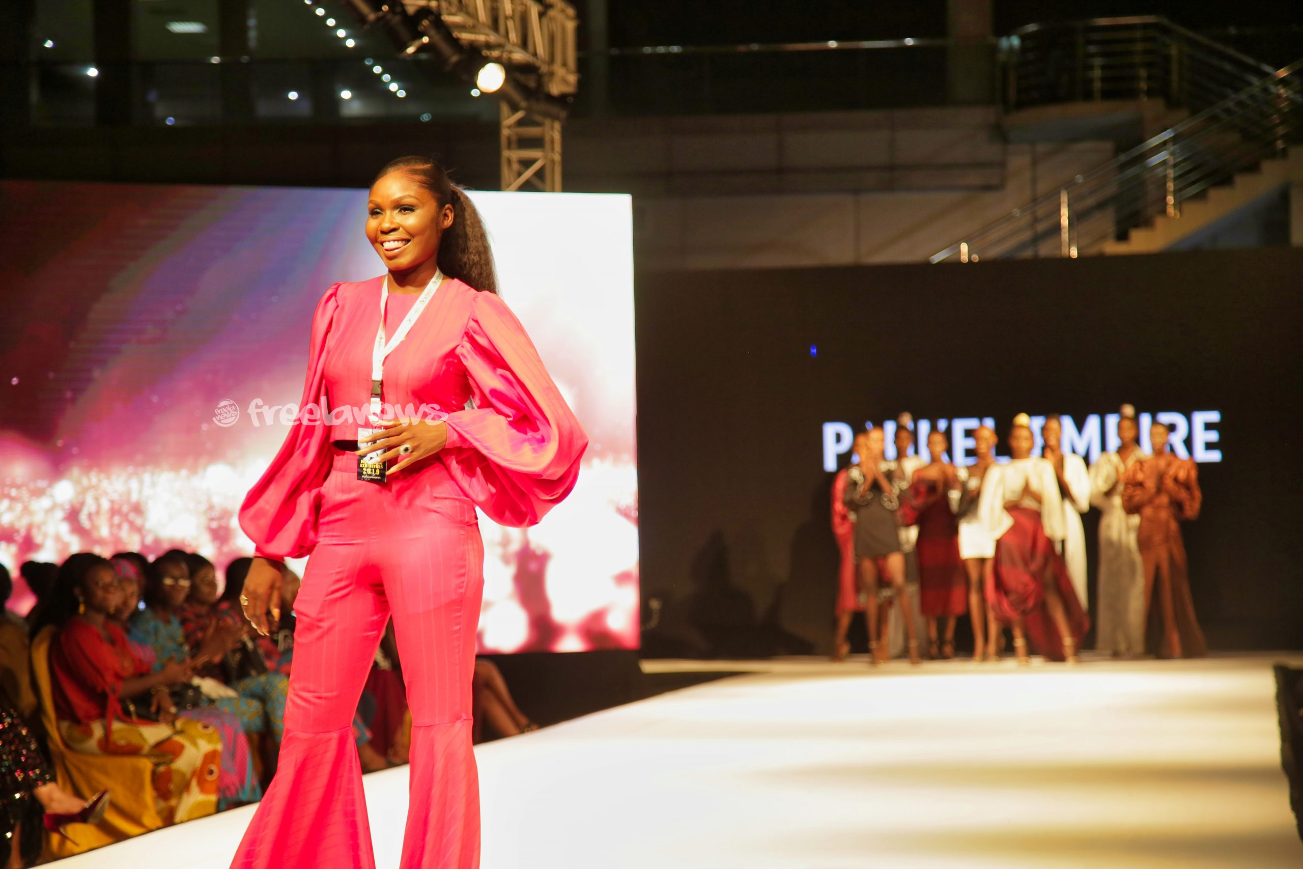 Day One: Faces At Africa Fashion Week Nigeria (Photos)