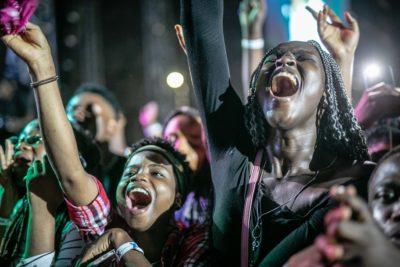 Cardi B Shuts Down At Livespot X Festival (Photos)