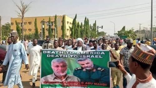Be careful when visiting Nigeria, UK warns citizens