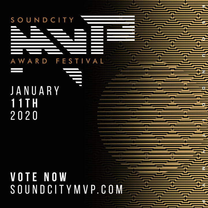 2020 Soundcity MVP Awards Festival holds in January 11 (See Nomination List)
