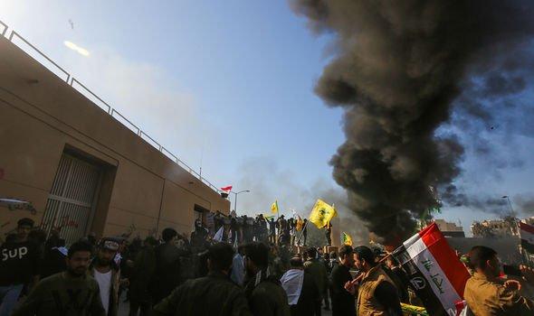 WWIII: Unidentified aircraft shells Iran, Iraq border killing 8 terrorists