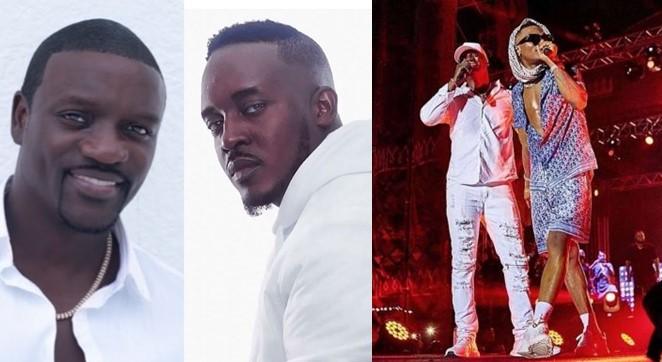Wizkid: Mind your business, Akon slams MI