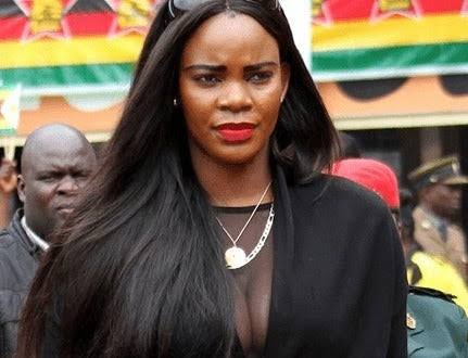 Zimbabwe VP's wife regains freedom after attempted murder charge