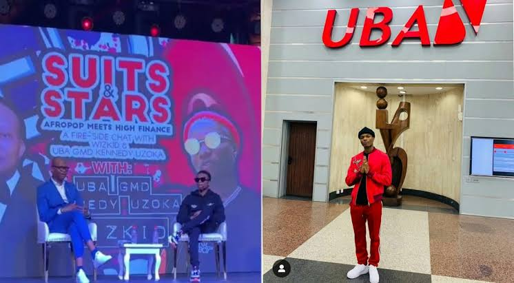 Wizkid: Is it true UBA endorses singer for over N1bln?