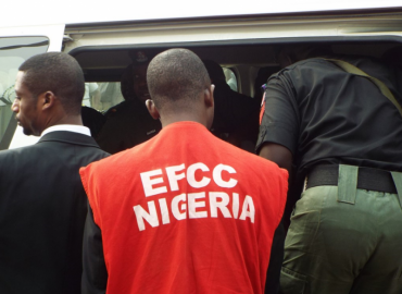 'Busted' EFCC arrests three over N3.5bn online investment fraud