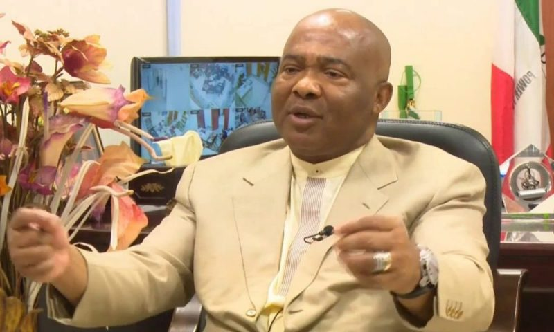 'They are the cause!' Politicians sponsoring crisis in South-East APC states, Uzodinma alleges