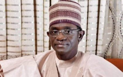 'Fourth wife' Yobe governor secretly marries Abacha's daughter