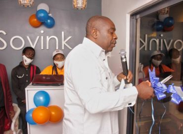 'Like no other' Soyink Executive Barbing Salon opens in Ikoyi (Photos)