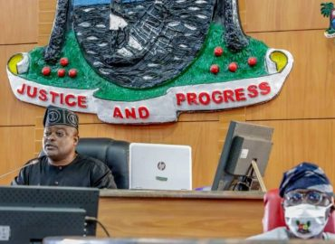 Lagos speaker, lawmakers hold valedictory session for late Senator Osinowo