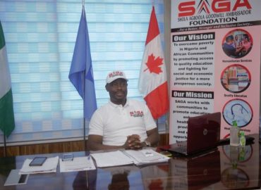 'For humanity' SAGA Foundation launches, unveils Ikoyi office (PHOTOS)