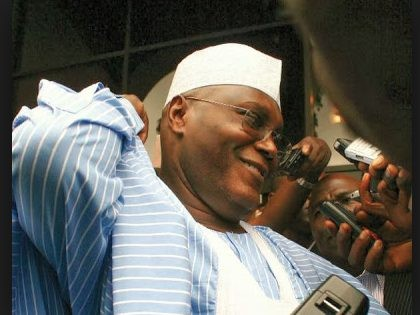 'Politically exposed' US financial agency places Atiku, family under watch