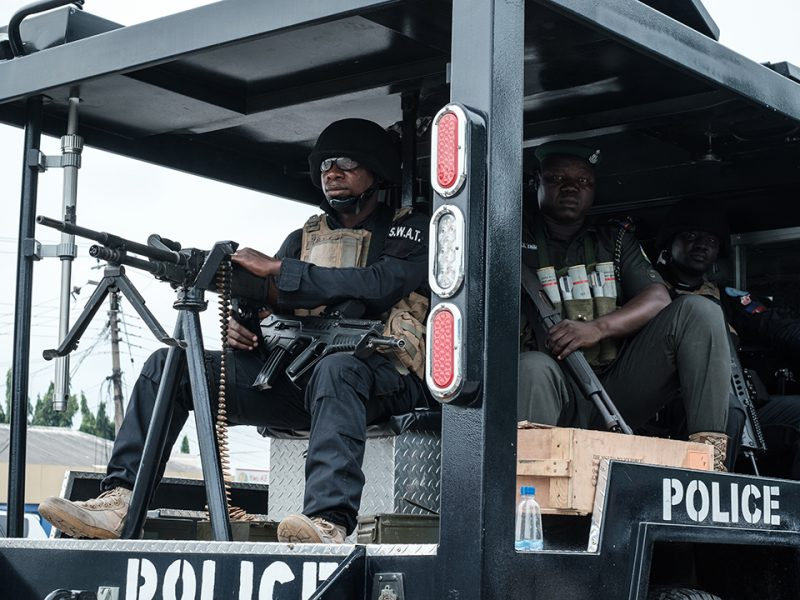 'Riot' Normalcy returns to Lagos community after alleged blasphemy