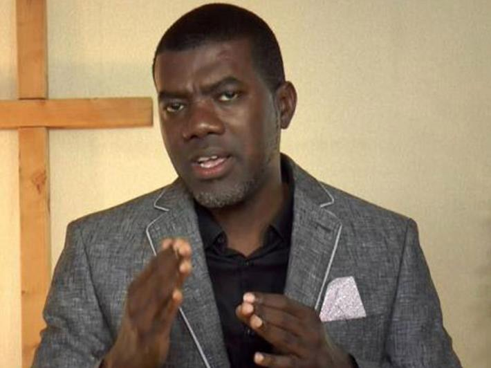 'Disclosure!' Nnamdi Kanu was not arrested by UK government, Reno Omokri reveals