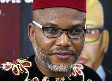 'I didn't mean that way' Kanu denies instructing followers to destroy Lagos