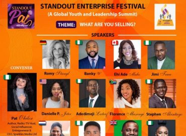 Standout Enterprise Festival and Digital Awards to hold Aug 29 (Poster)