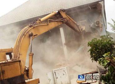 'Do me, I do you' Harvest of demolitions as Enugu gov't, architect face off (Video)