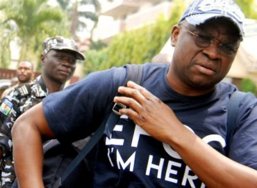 'Fayose remains an ingrate' When Bode George opens an ex-Ekiti governor's can of worms