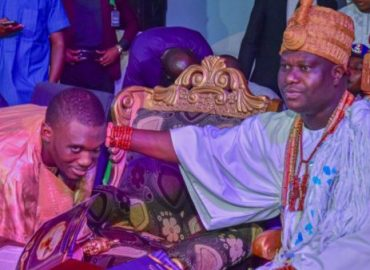 'RAYLF-AFRICA' Ooni of Ife appoints Shagari's grandson as MD