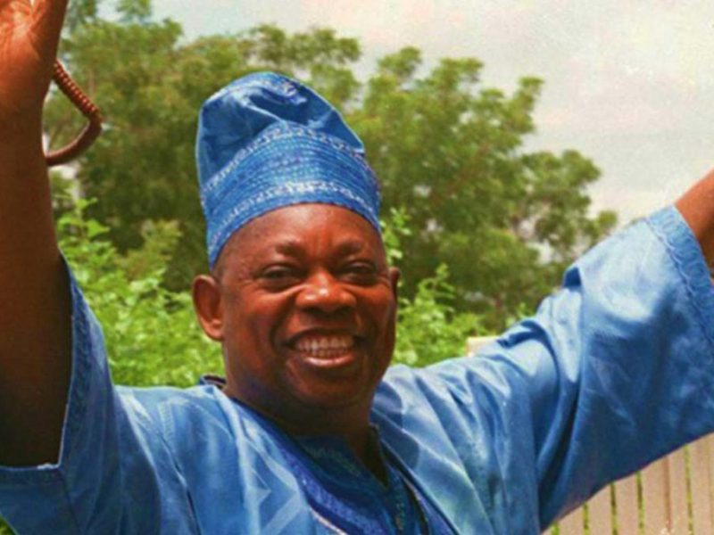 'Insider job?' Seven arrested over robbery in late MKO Abiola home
