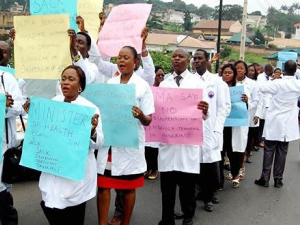 'No going back!' Resident doctors to commence nationwide strike September 7