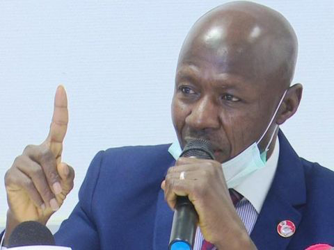 'Fake news' I never begged nor admitted allegations against me, Magu says