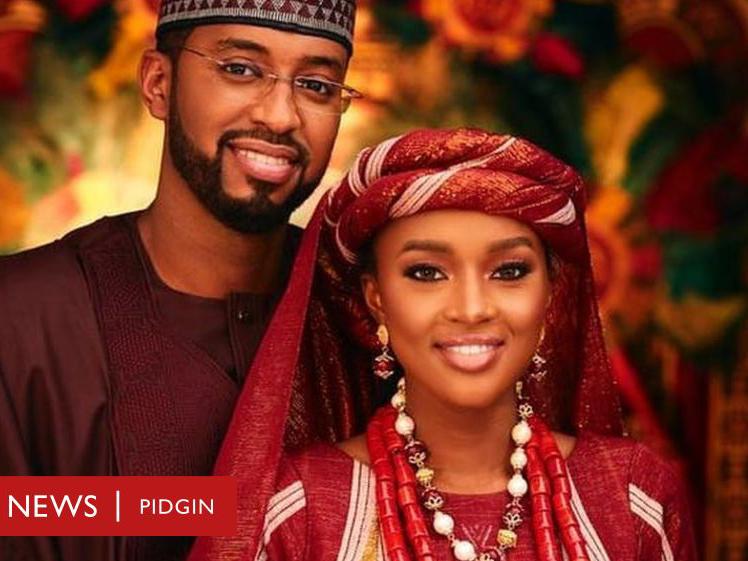 'Congratulations!' Sahara Reporters describes Buhari daughter wedding as fairytale nuptial (Videos)