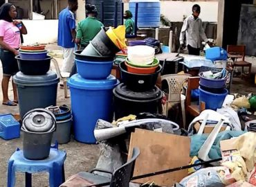 'We need the space' LASU throws out students belongings from hostels