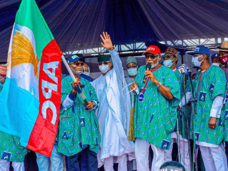 'Ondo 2020' We need neither guns nor cutlasses to win, APC claims