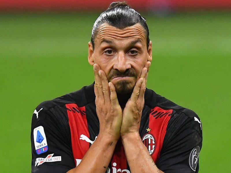 'COVID-19' Zlatan Ibrahimovic tests positive