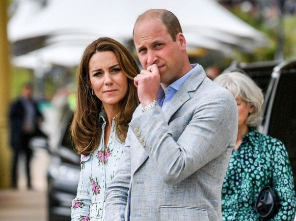 'Not Delli' Body found outside Prince William, Kate house in Kensington Palace
