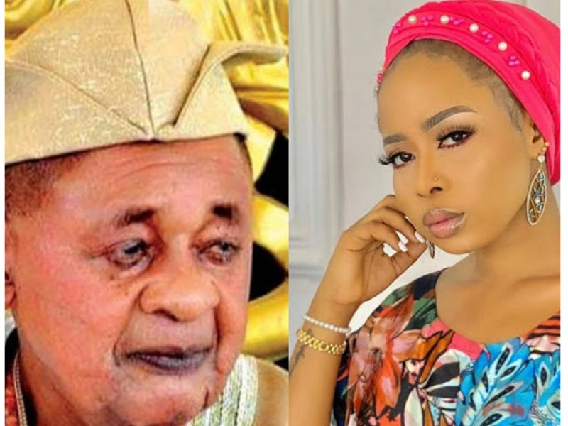 'Rumble in the empire?' Alaafin of Oyo queen shares cryptic divorce post