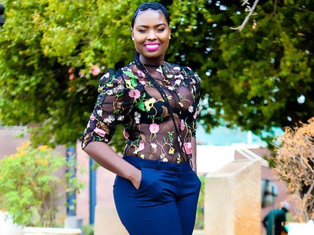 'Forefront of everything evil!' SA TV presenter claims Nigerians are finishing them in their country (Photos)