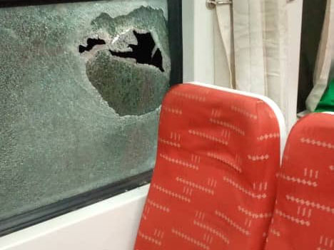 'Lawlessness reigns…' Abuja-Kaduna train allegedly attacked