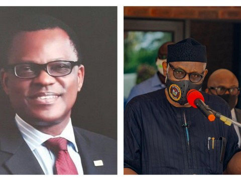 'Trouble looms' Jegede accuses Akeredolu's convoy of attacking and holding him hostage