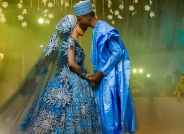 'Lovely' Bashir Ahmad marries fiancee (Photos)