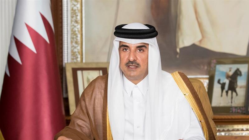 At UN, Qatar emir questions world inaction on Israeli occupation