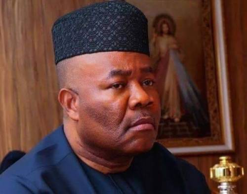 'Courtesy visit?' Akpabio meets National Assembly Clerk, others amidst probe