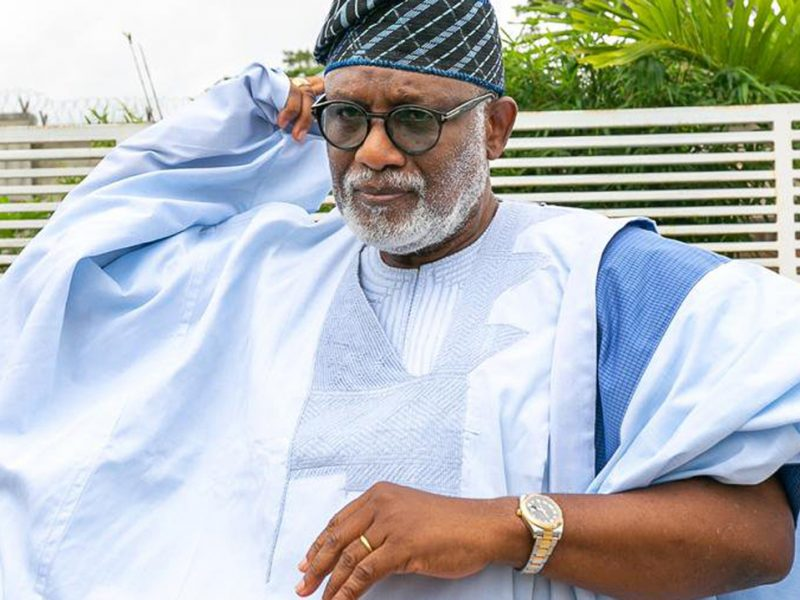 'COVID-19 intervention fund' Investigate Akeredolu over spending , PDP tells EFCC