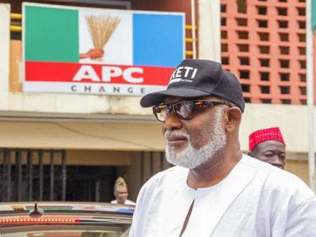 'Ondo 2020' SDP guber candidate Fasua, Adefisoye back Akeredolu re-election
