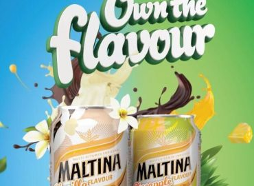 'Own your flavour'  Maltina launches two new variants