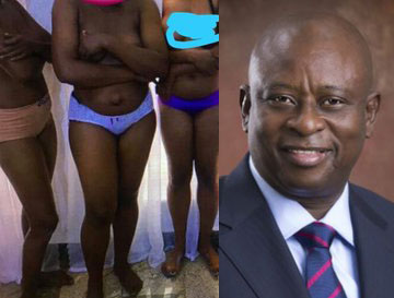 'Accused of N5000 theft' Hotel staff stripped naked demand N1bn from ex-minister over assault