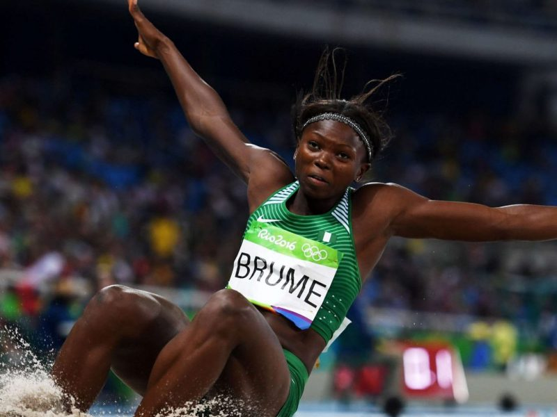 'Commendable leap' Nigeria finishes second In Doha