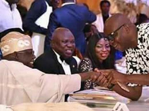 'Towards 2023' Real reasons Fayose plans to hand over SW PDP to Tinubu, Adeleke alleges