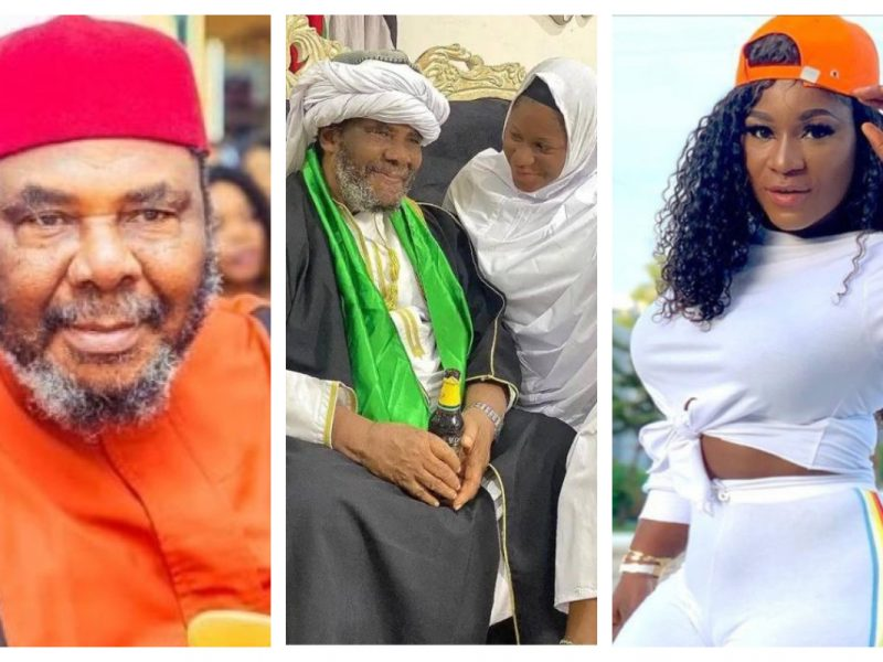 'Be careful!' Islamic group blows out, bombs Pete Edochie, Destiny Etiko over terrorist movie