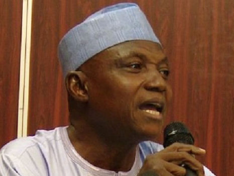 'Positive growth' Garba Shehu claims Naira is at its best possible health