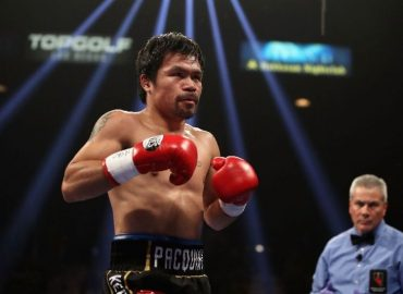 Pacquiao wants McGregor fight next year