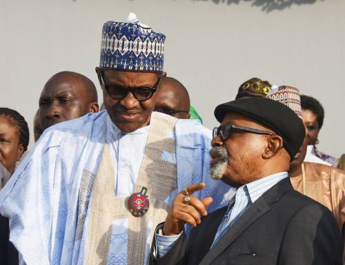 'Bizarre!' Buhari names alleged ex-convict as job creation committee chair