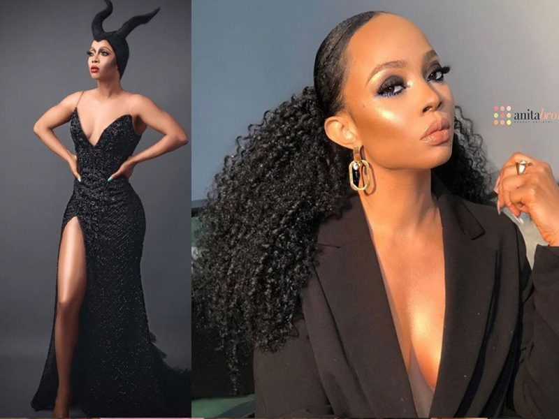 'I love money badly' Toke Makinwa tells suitors best way to win her (Video)